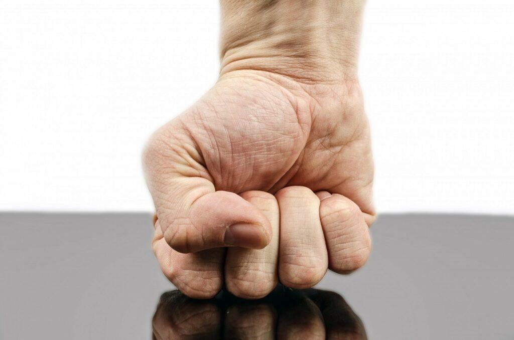 anger Fist